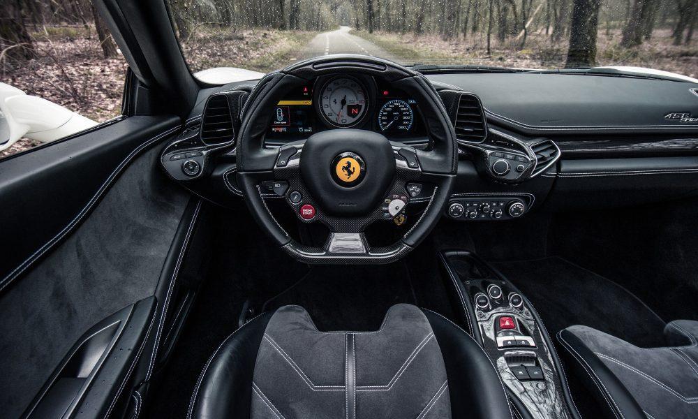 Ferrari 458 huren
