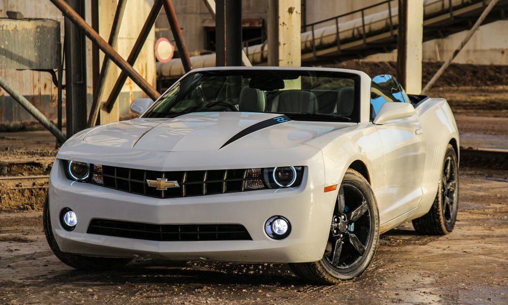 Chevrolet camaro huren