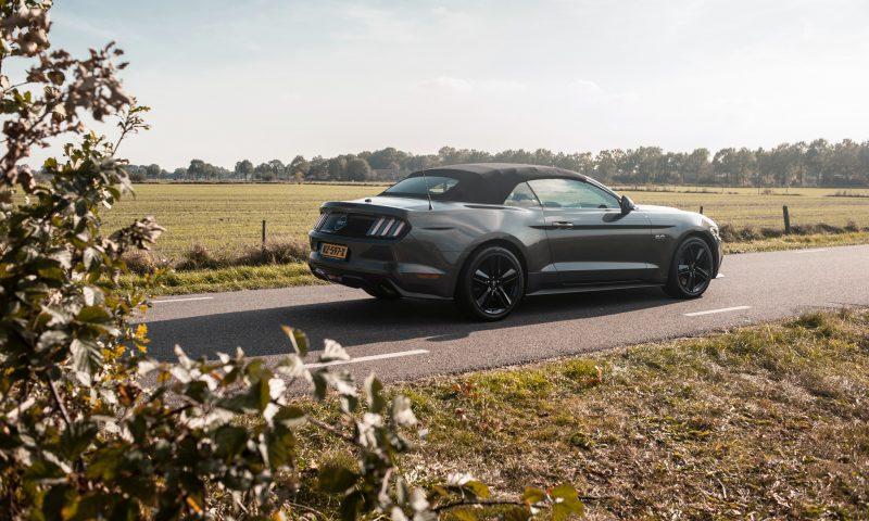 Ford Mustang huren