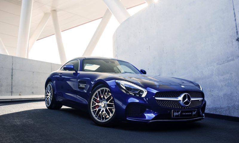 Mercedes amg gts huren