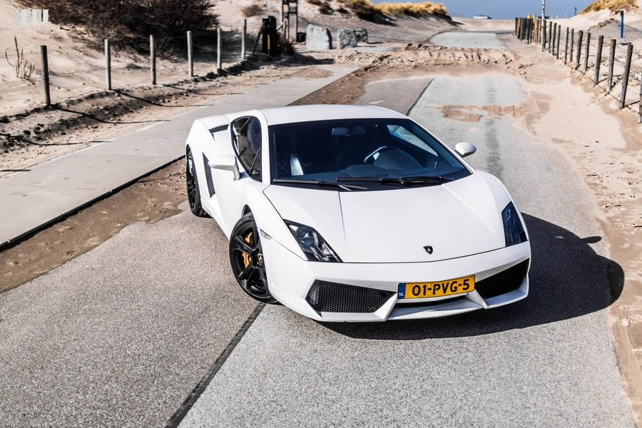 Lamborghini gallardo huren