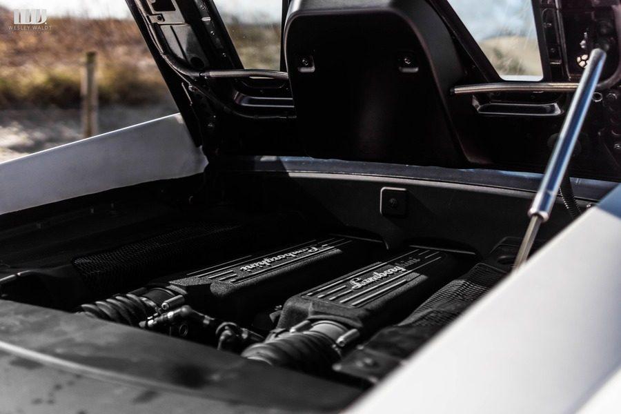 Lamborghini gallardo motor