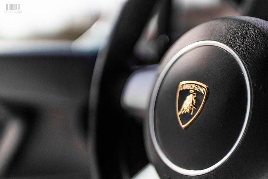 Lamborghini gallardo stuur