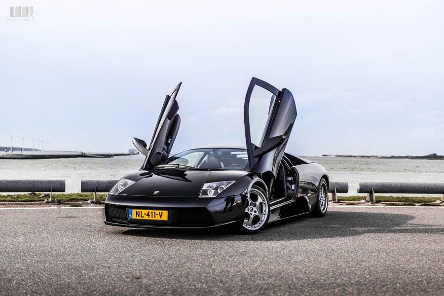 Lamborghini murcielago deuren