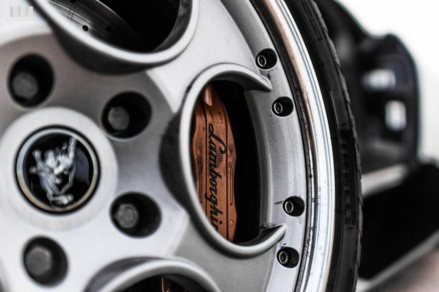 Lamborghini murcielago velgen