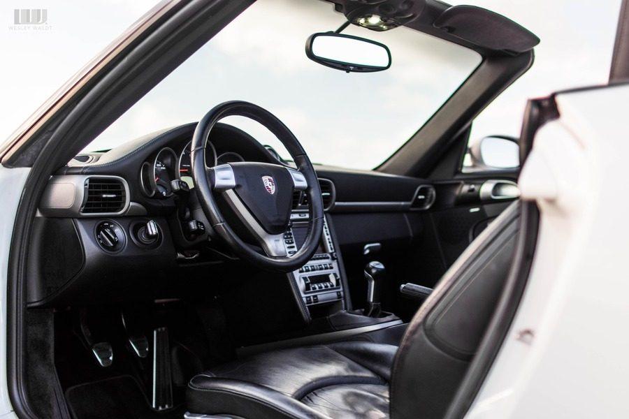 Porsche 911 interieur