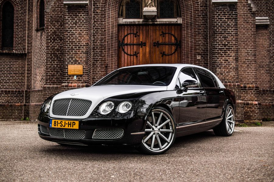 Bentley continental flying spur huren