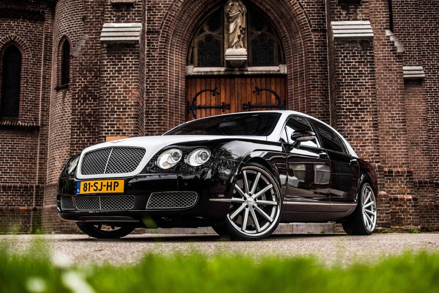 Bentley flying spur huren