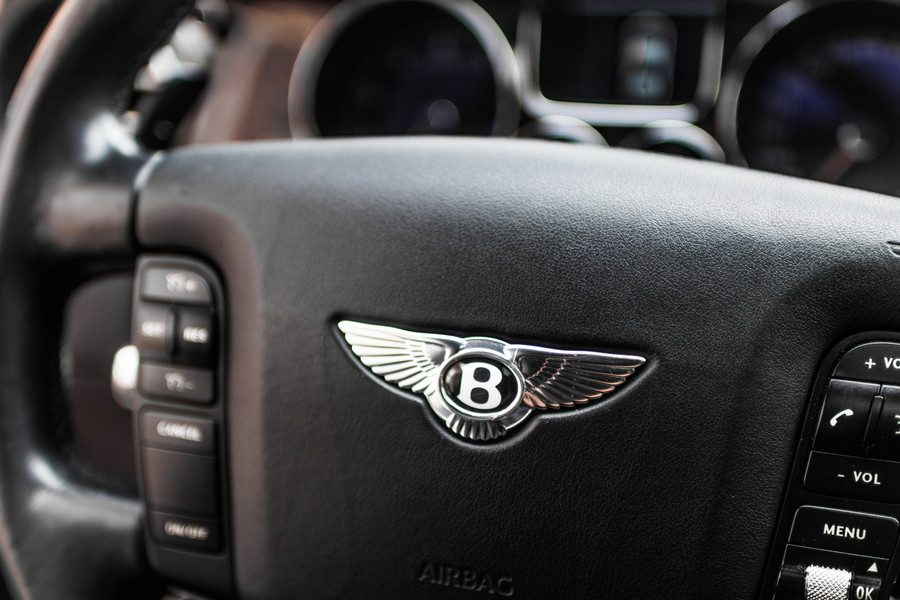 Bentley steer