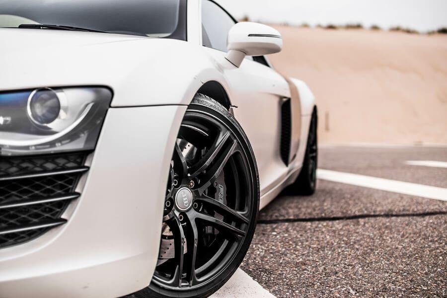 Audi R8 huren