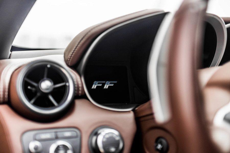 Ferrari FF brown