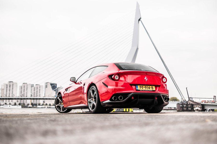 Ferrari FF city