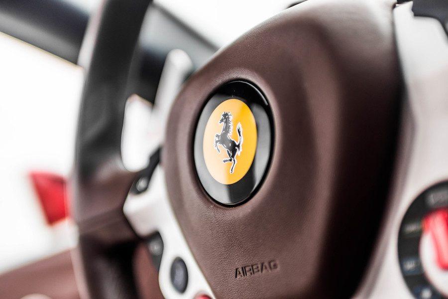 Ferrari FF steer