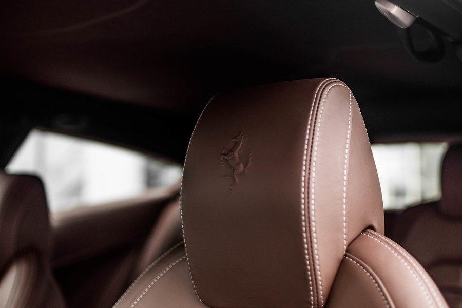 Ferrari seats