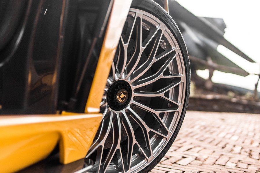 Lamborghini Aventador huren