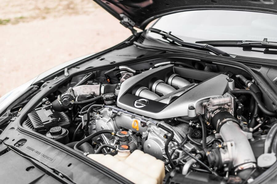 Nissan GTR Engine