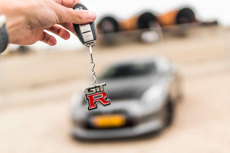 Nissan GTR Key