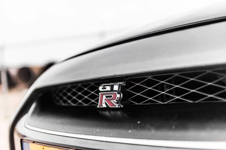 Nissan GTR Logo