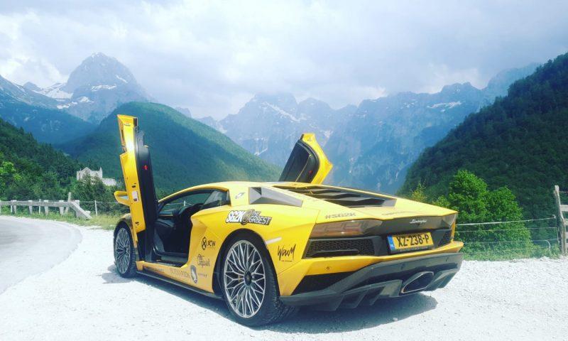 Lamborghini huren