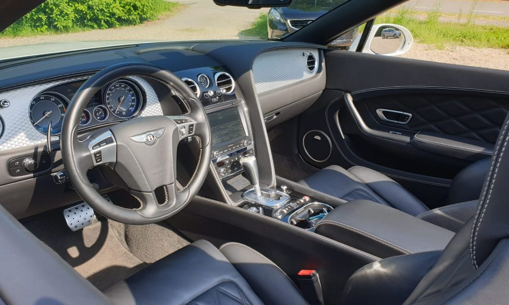 Bentley Continental GTC huren
