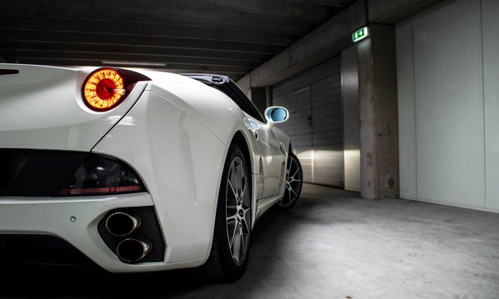 Ferrari California huren