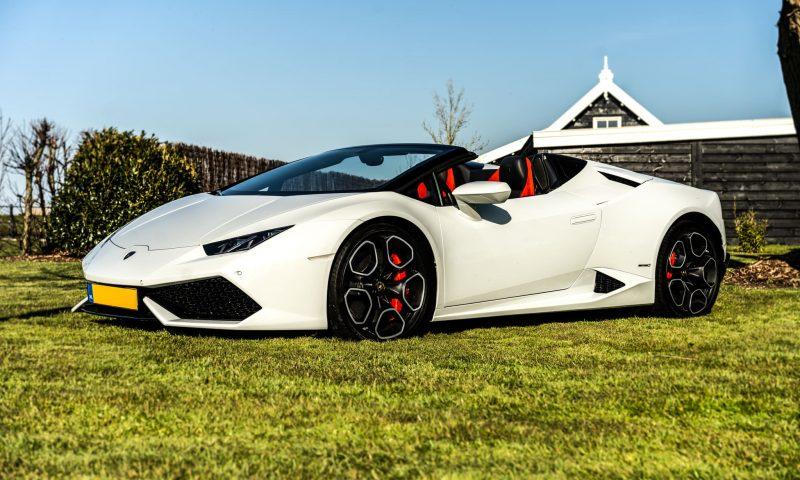 Lamborghini huracan huren