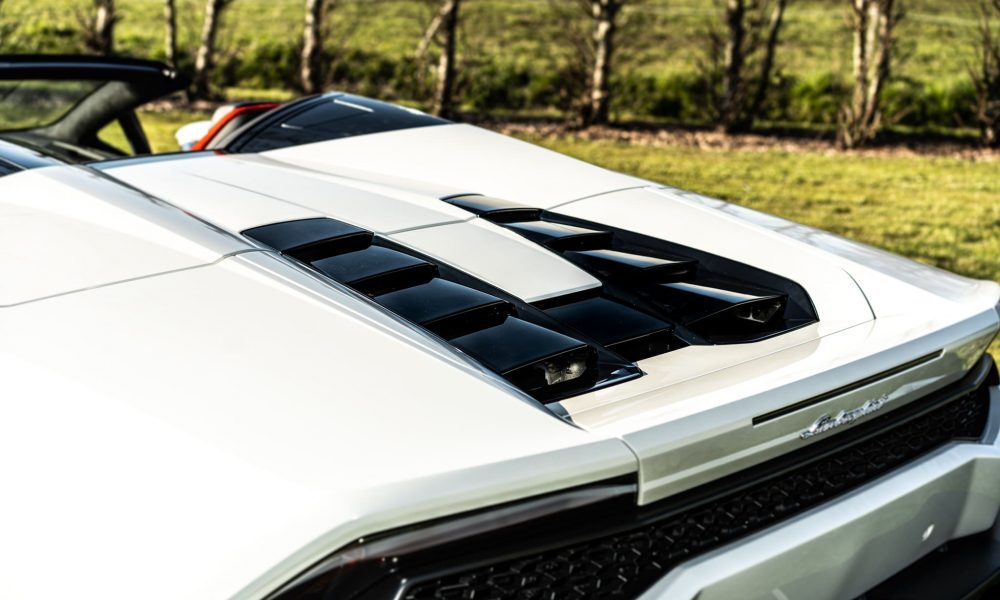 Lamborghini huracan spyder huren