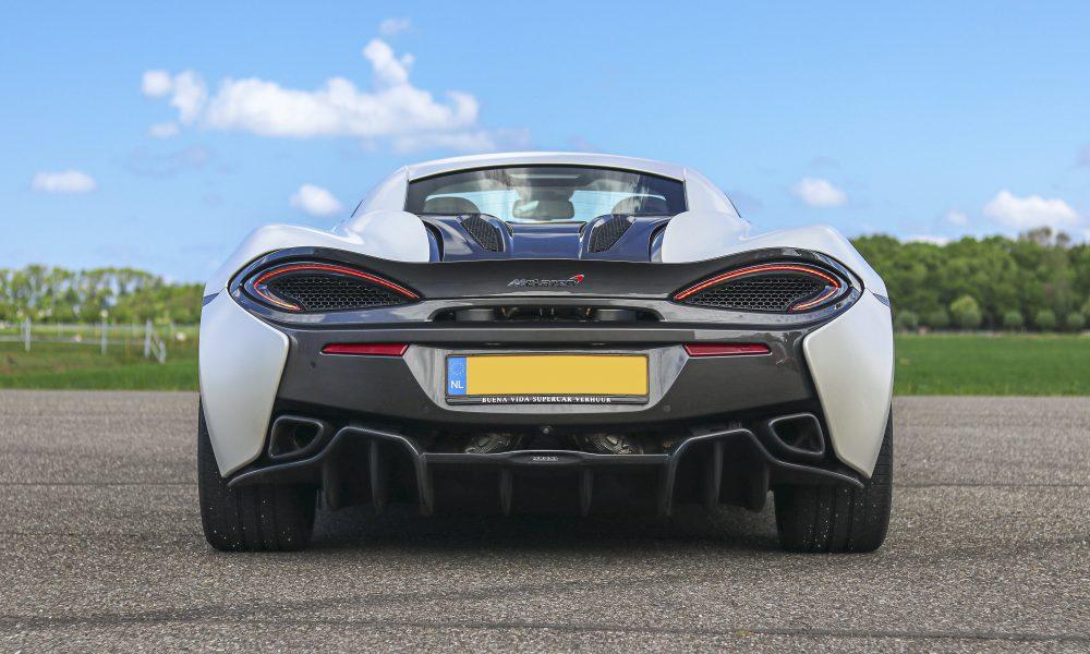 McLaren 570s Huren