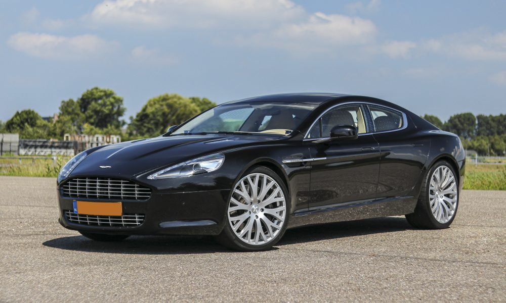 Aston Martin Rapide huren