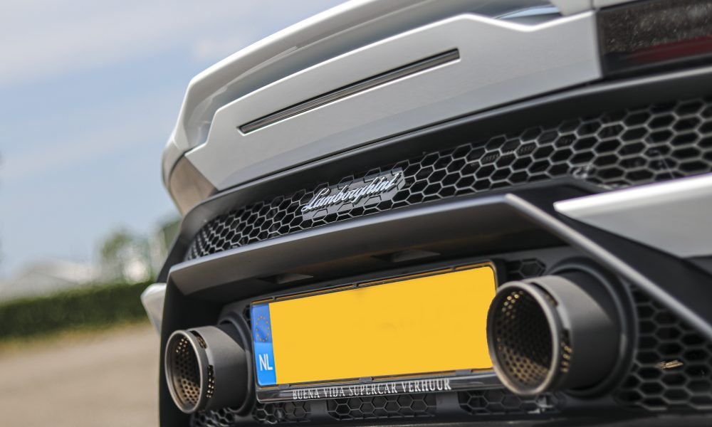 Lamborghini Huracan Evo spyder huren
