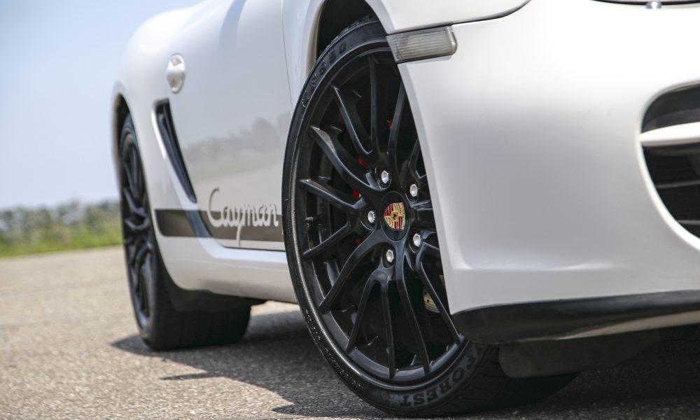 Porsche Cayman S huren