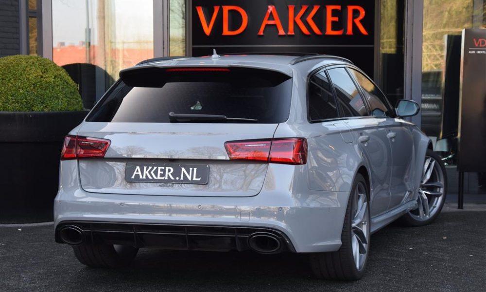 Audi rs6 achterkant huren