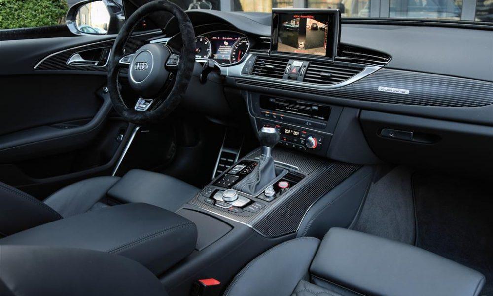 Audi rs6 c7interieur huren