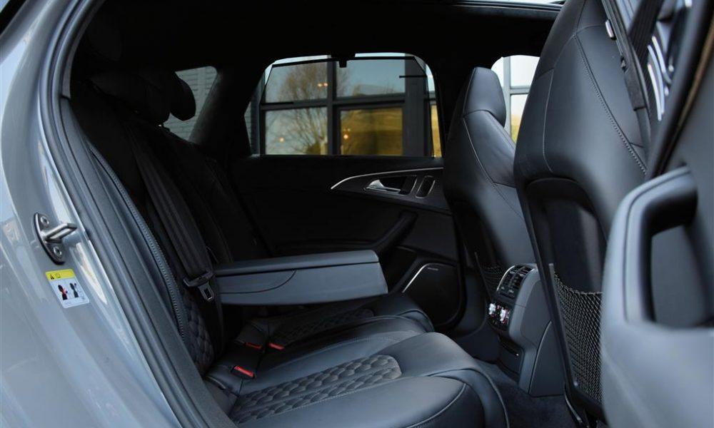 Audi rs6 interieur huren