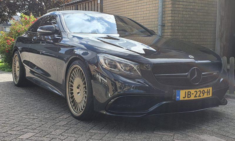 Mercedes S63 AMG huren