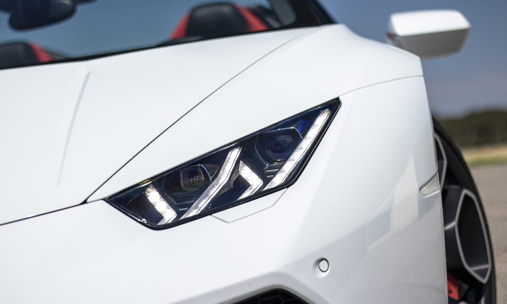 Lamborghini huracan LP610-4 spyder lightshuren