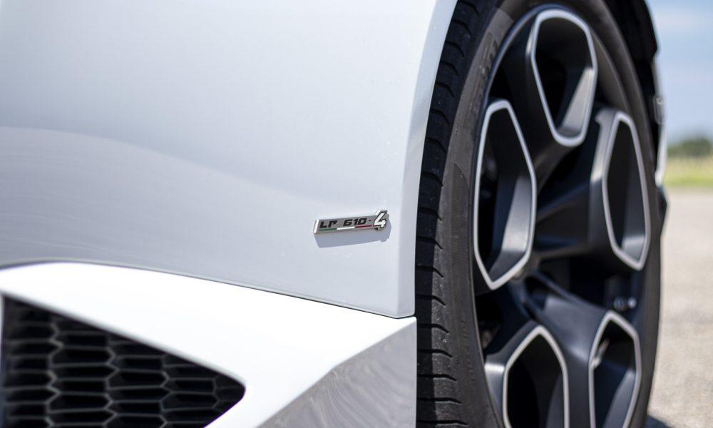 Lamborghini huracan LP610-4 spyder wheels huren