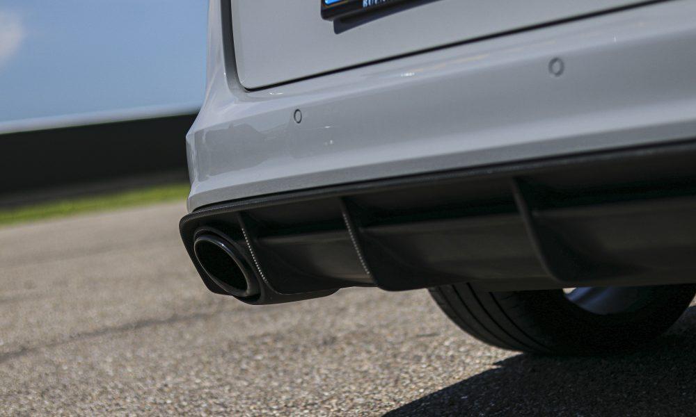 Audi RS6 exhaust Huren