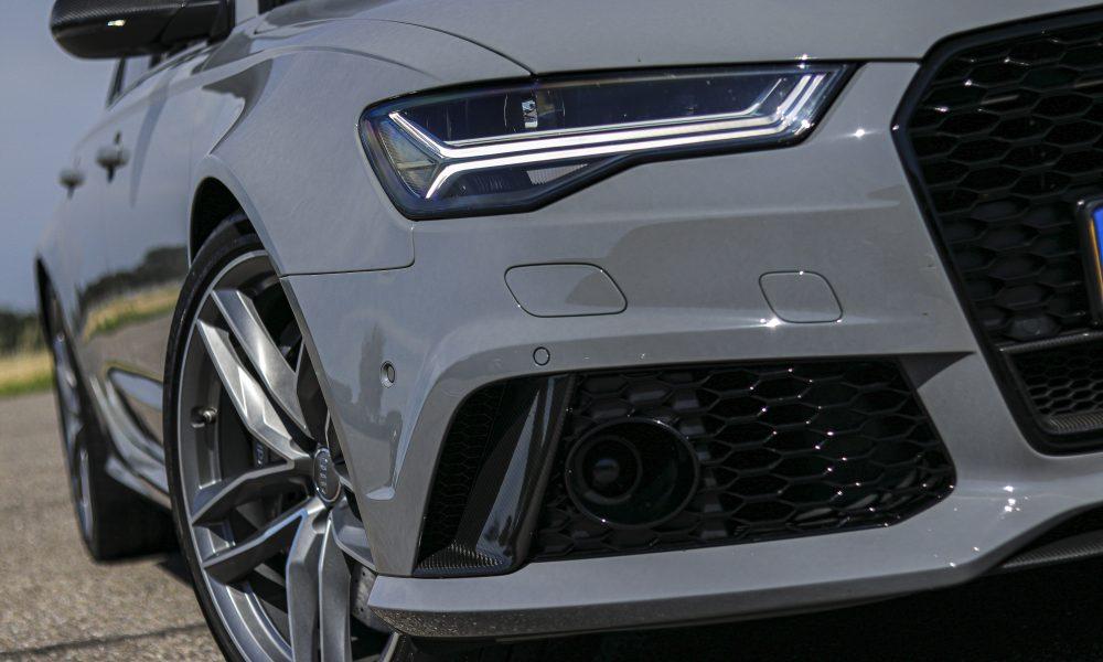 Audi RS6 front Huren