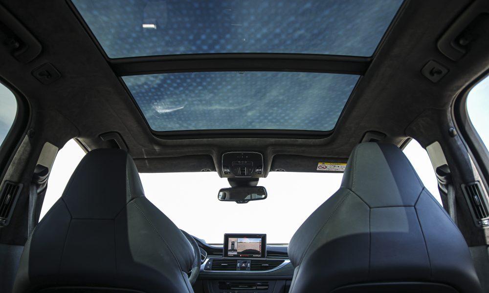 Audi RS6 roof Huren