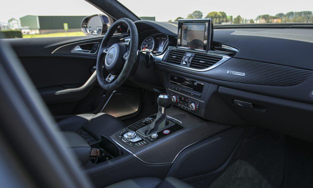 Audi RS6 engine Huren