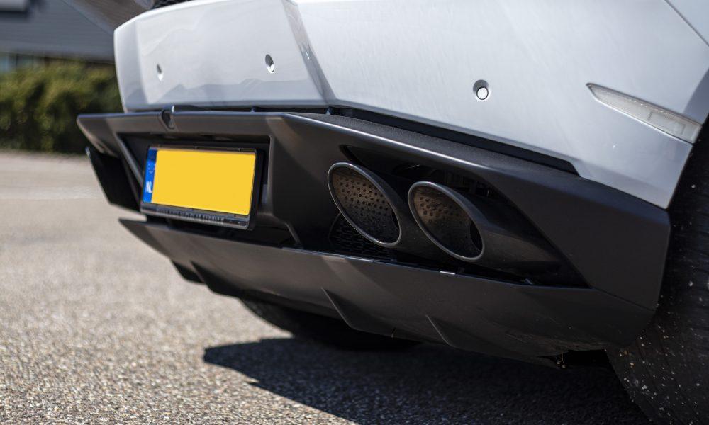 Lamborghini huracan LP610-4 spyder exhasut huren