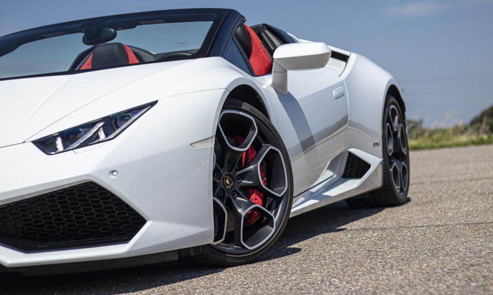 Lamborghini huracan LP610-4 spyder huren
