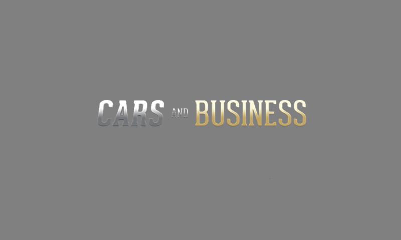 cars & business logo