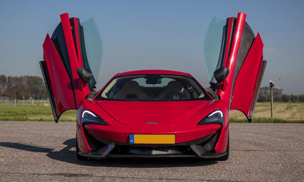 McLaren 570S deuren huren