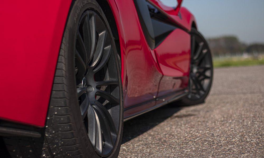 McLaren 570S velgen huren