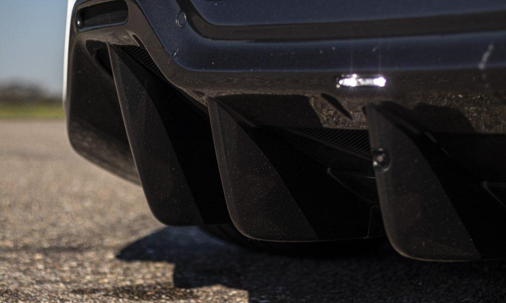 McLaren 600lt spyder diffuser huren