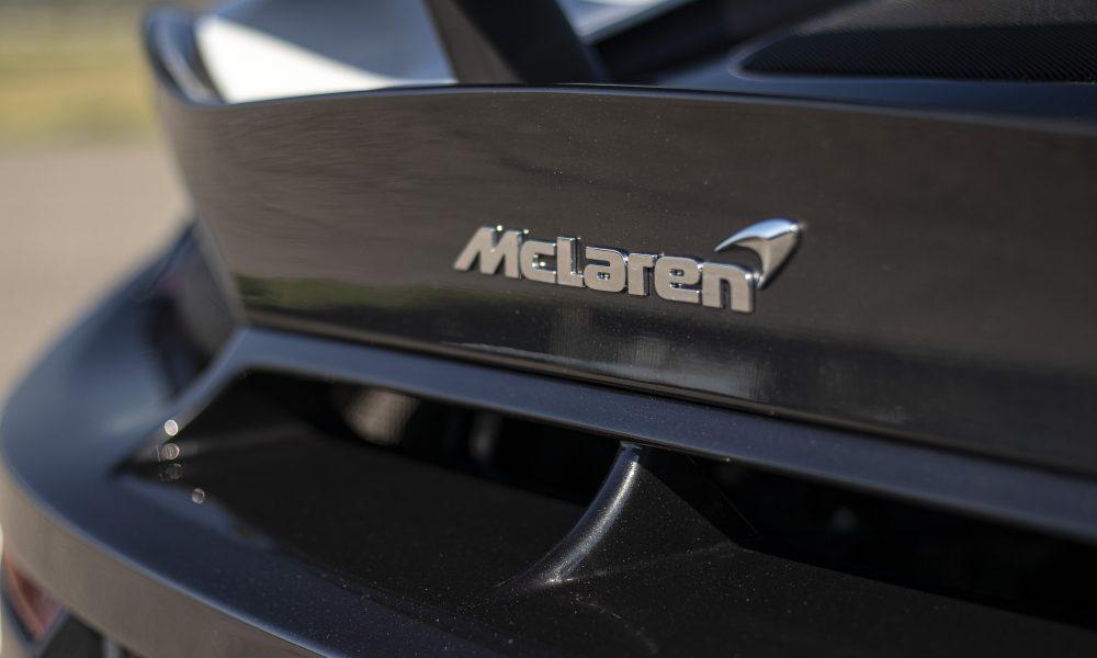 McLaren 600lt spyder huren
