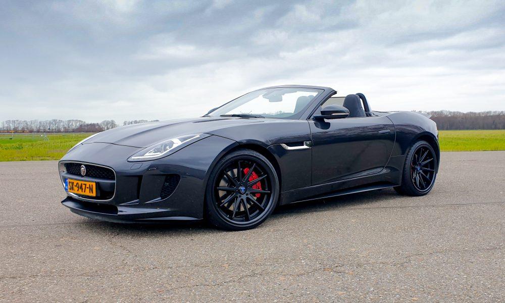 Jaguar F-Type huren