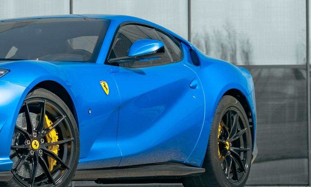 Ferrari 812 superfast huren